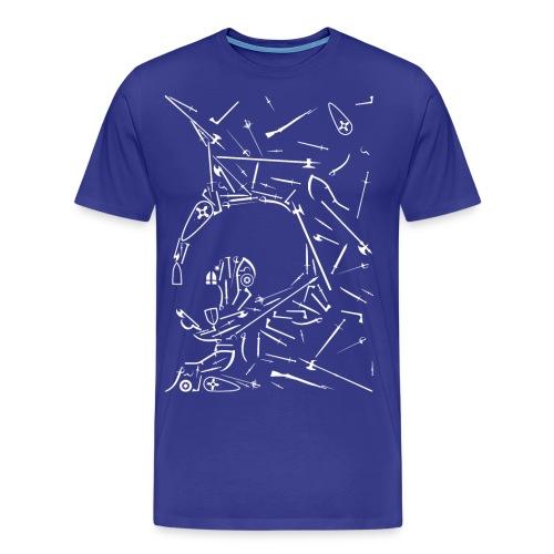 AMHE IDF 2014 Lys invers - T-shirt Premium Homme