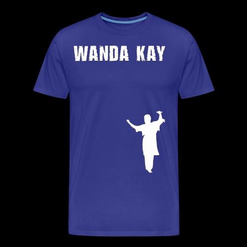 Wanda Kay Diva - Männer Premium T-Shirt