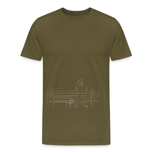 Chocolates - Men's Premium T-Shirt