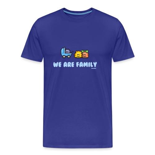 We Are Family - Boy - Männer Premium T-Shirt