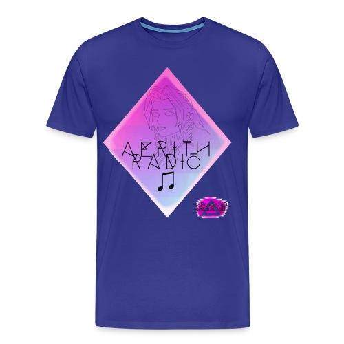 aerithradio.co.uk logo - Men's Premium T-Shirt