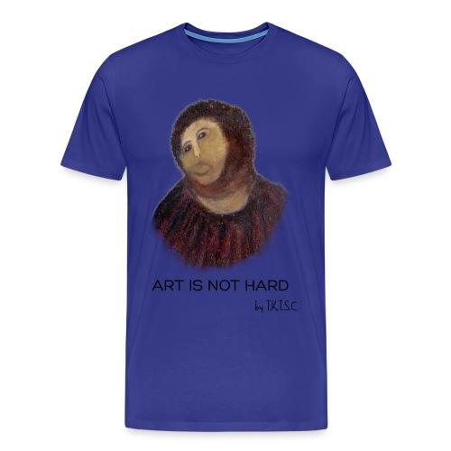 artisnothard - Mannen Premium T-shirt