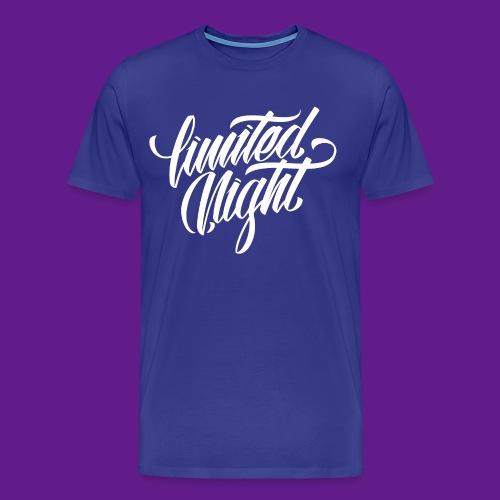 Laura range - Grey - Men's Premium T-Shirt