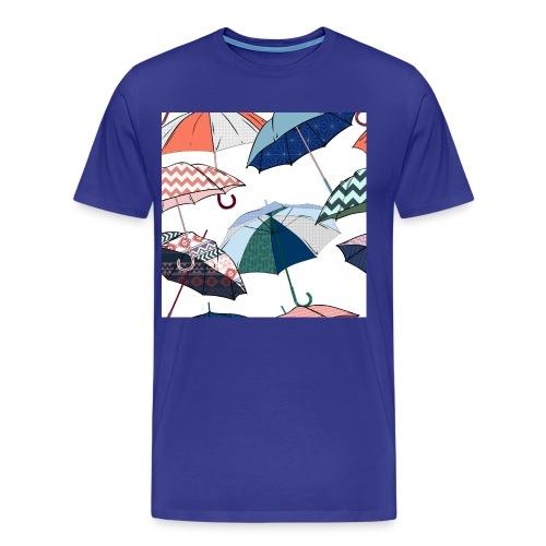 Umbrellas - Men's Premium T-Shirt
