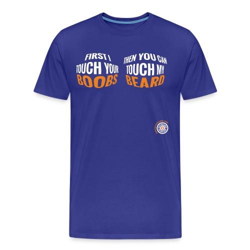 DB-Tshirt-#088 - Mannen Premium T-shirt