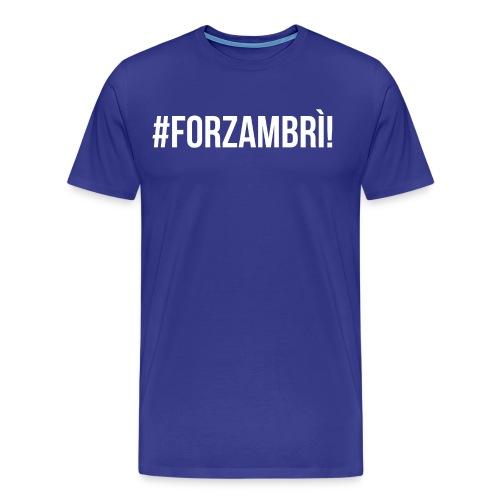 forzambri png - Maglietta Premium da uomo