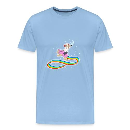 thart - Mannen Premium T-shirt