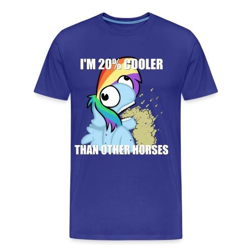 Crappy RD Meme - Men's Premium T-Shirt
