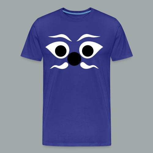 Voss Dr1 Face - Men's Premium T-Shirt