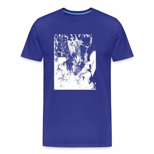 Life Textures #1 - Men's Premium T-Shirt