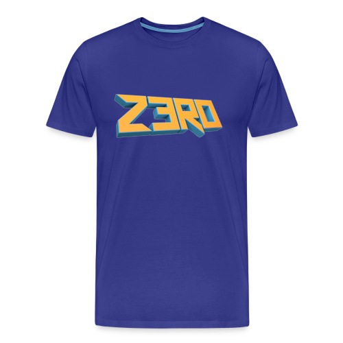 The Z3R0 Shirt - Men's Premium T-Shirt