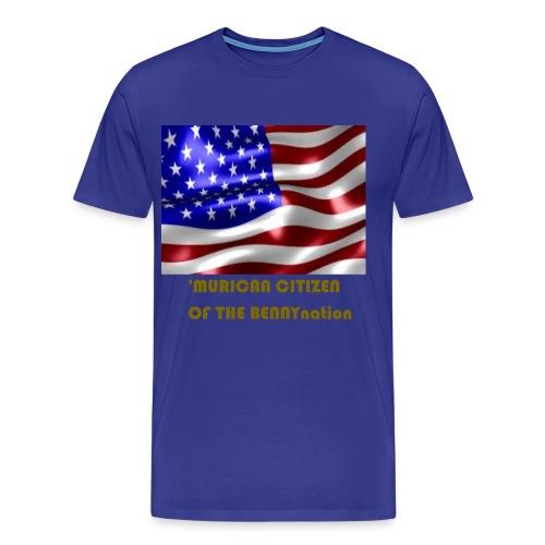 AMERICAN BENNYBOY90 MERCH - Men's Premium T-Shirt