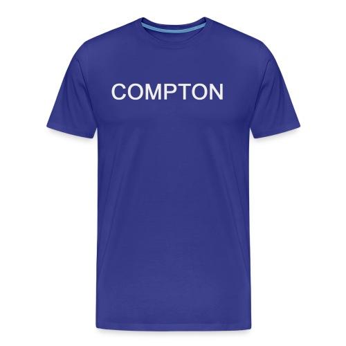 COMPTON - Männer Premium T-Shirt