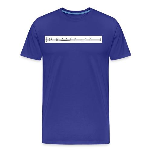 The Lick - Men's Premium T-Shirt