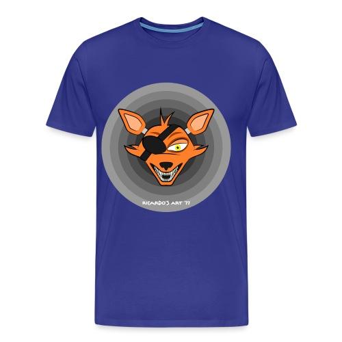 Five Nights at Freddy's - FNAF Foxy - Men's Premium T-Shirt