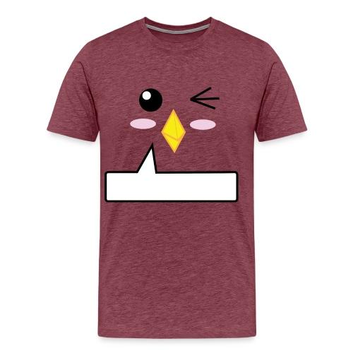 tuiter2 - Camiseta premium hombre