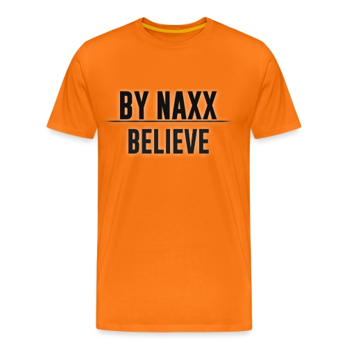 By NAXX Moto png - Men's Premium T-Shirt