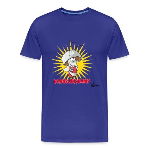 champgarnele - Männer Premium T-Shirt