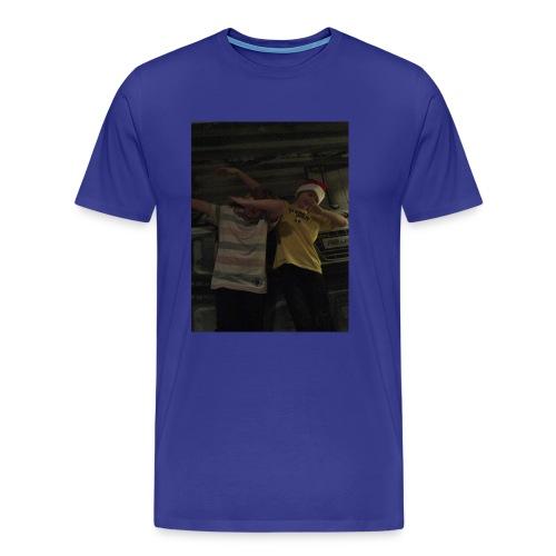 Livia & Dante - Premium-T-shirt herr