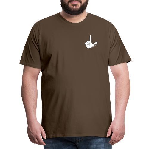 DedoBigEla - Camiseta premium hombre