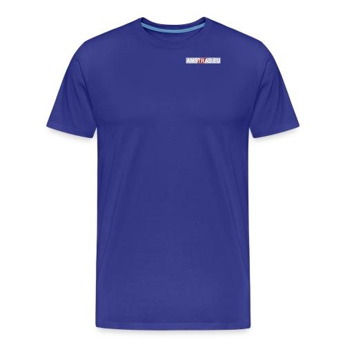 logo amstrad eu 2 png - T-shirt Premium Homme
