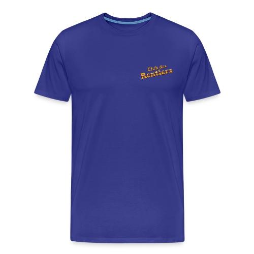 logo CDR HD - T-shirt Premium Homme