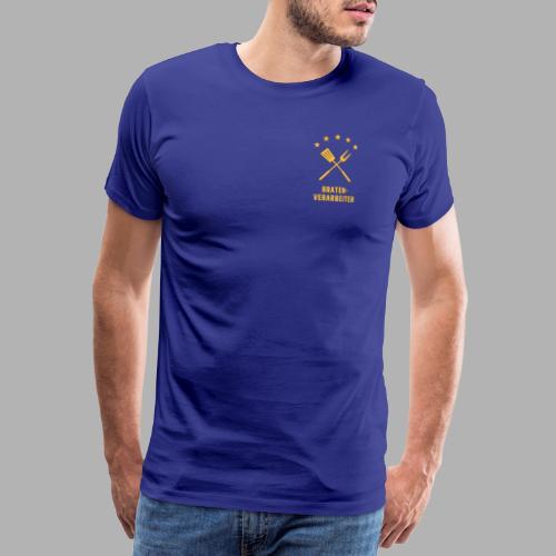 Braten-Verarbeiter - Männer Premium T-Shirt