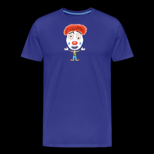 LOGO Clown - T-shirt Premium Homme