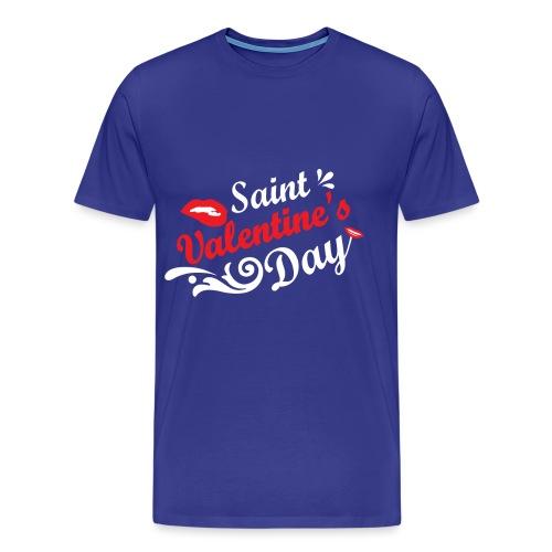 Valentine's - Men's Premium T-Shirt