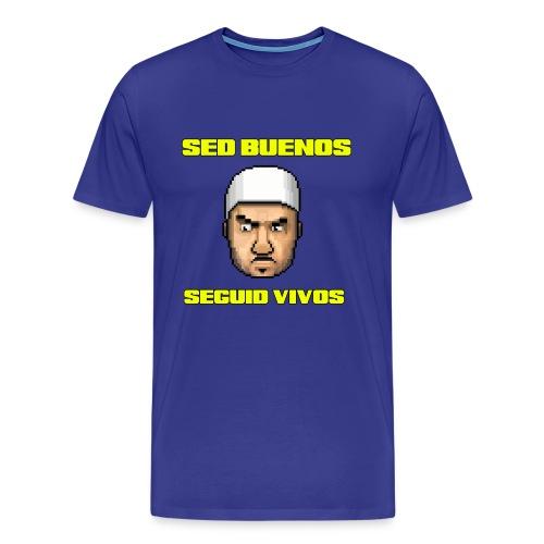SED BUENOS - Camiseta premium hombre