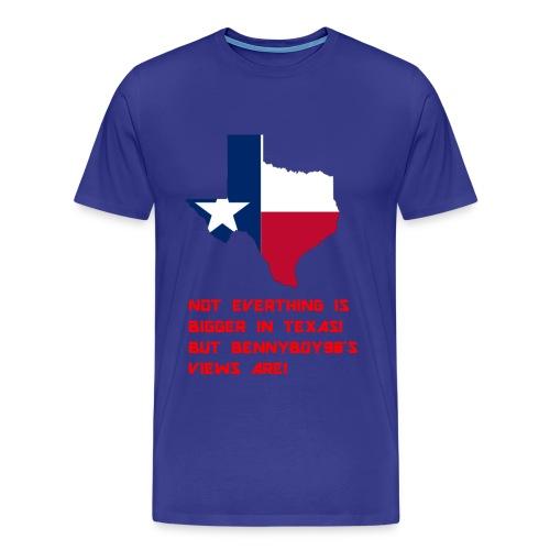 TEXAS MERCH - Men's Premium T-Shirt