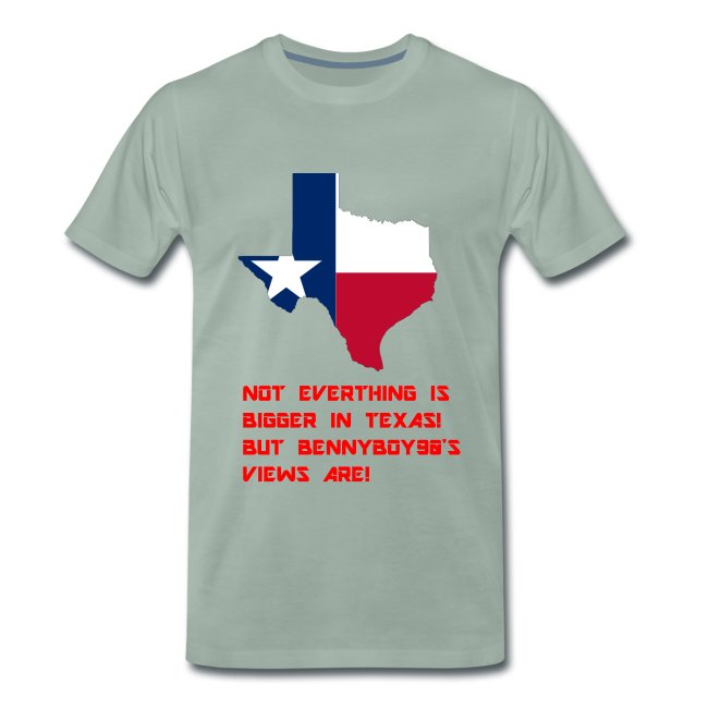 TEXAS MERCH