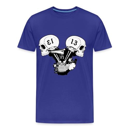 skullknuck - T-shirt Premium Homme