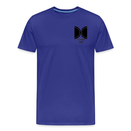 Dark logo - T-shirt Premium Homme