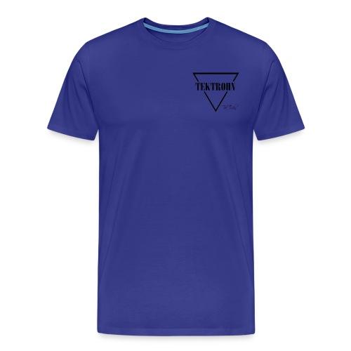 TekTrohn - Maglietta Premium da uomo
