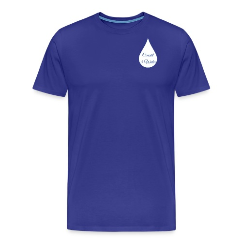 Concert 4 Water's Image Logo - Men's Premium T-Shirt