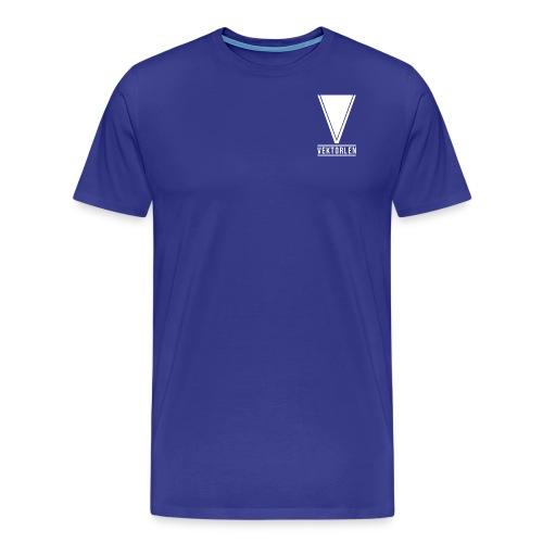 Premium-Logo Dick - Männer Premium T-Shirt