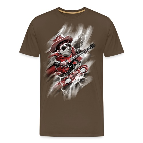Time Rider - Men's Premium T-Shirt