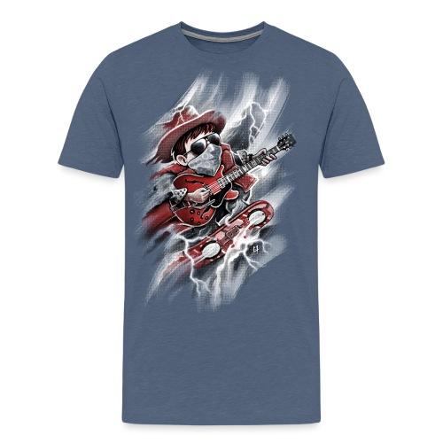 Time Rider - Men's Premium T-Shirt