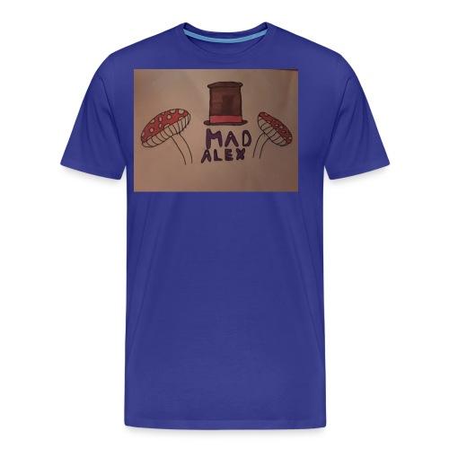 Mad Alex Logo - Men's Premium T-Shirt