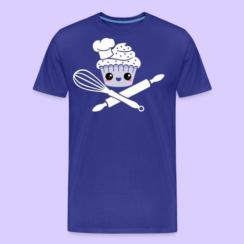 The Pirate Baker - Men's Premium T-Shirt