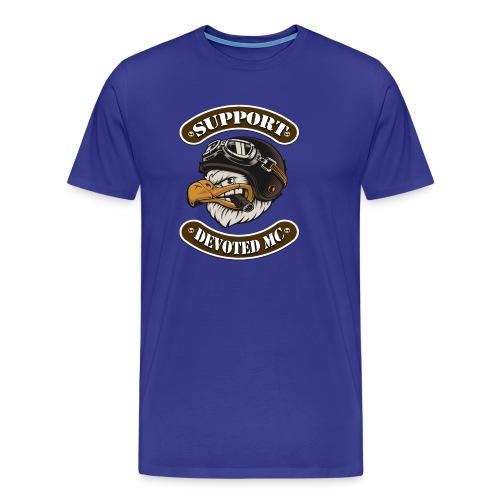 T-Shirt DEVOTEDMC SUPPORTSHOP10003 - Premium T-skjorte for menn