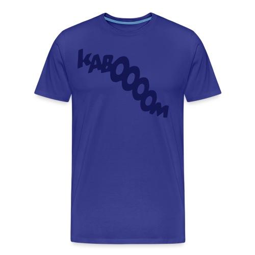 Kaboom - Men's Premium T-Shirt