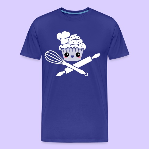 The Pirate Baker - Men's Premium T-Shirt