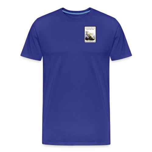 mcbocglogo400dpi - Men's Premium T-Shirt