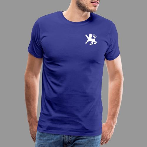 Löwe + angus von ardingen - sempergravis - Männer Premium T-Shirt