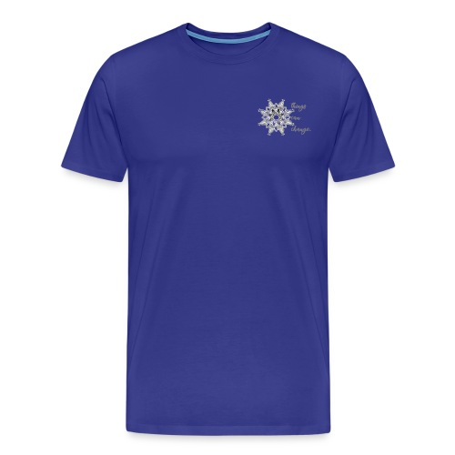 Mandala things can change - Männer Premium T-Shirt