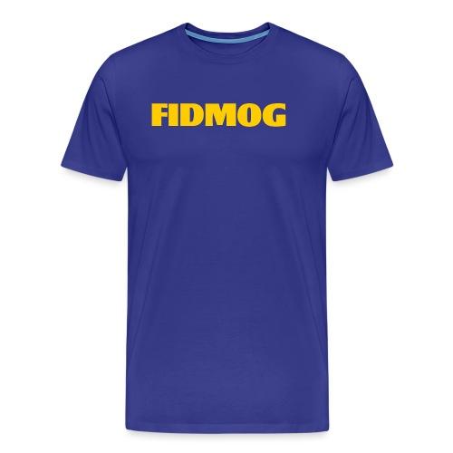EGG YOLK - Männer Premium T-Shirt