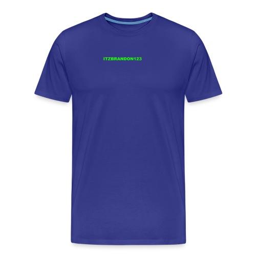 ItzBrandon123 Tshirt - Men's Premium T-Shirt