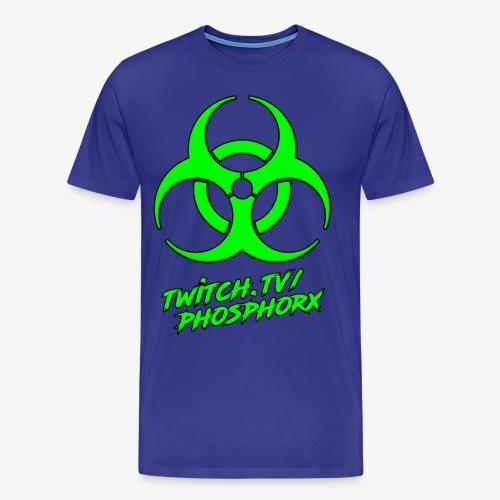 twitch phosphorx vorne - Männer Premium T-Shirt